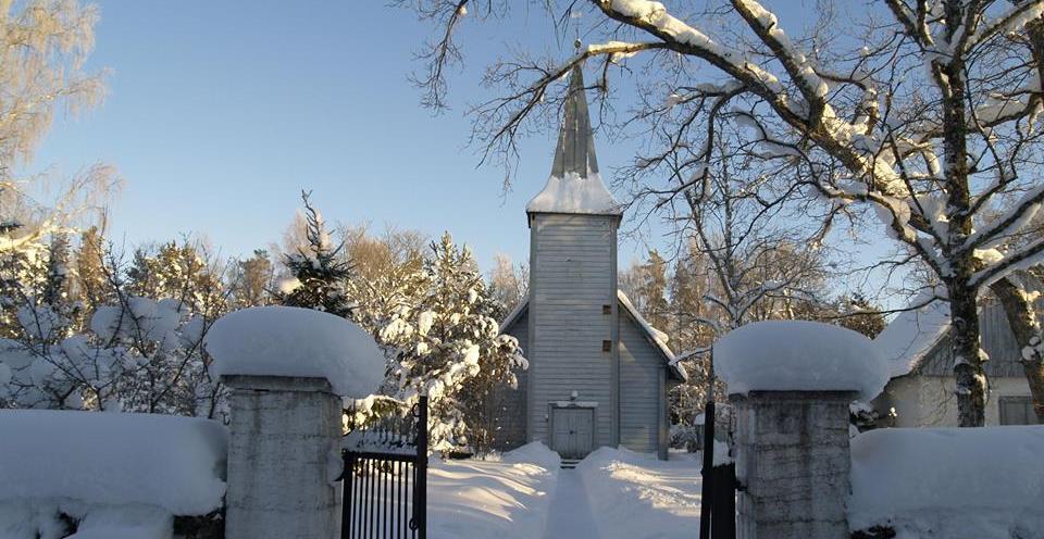 EELK Nõva Püha Olevi kogudus Läänemaal